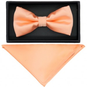 plain-peach-hand-made-mens-bow-tie-and-handkerchief-set-p230-1237_medium