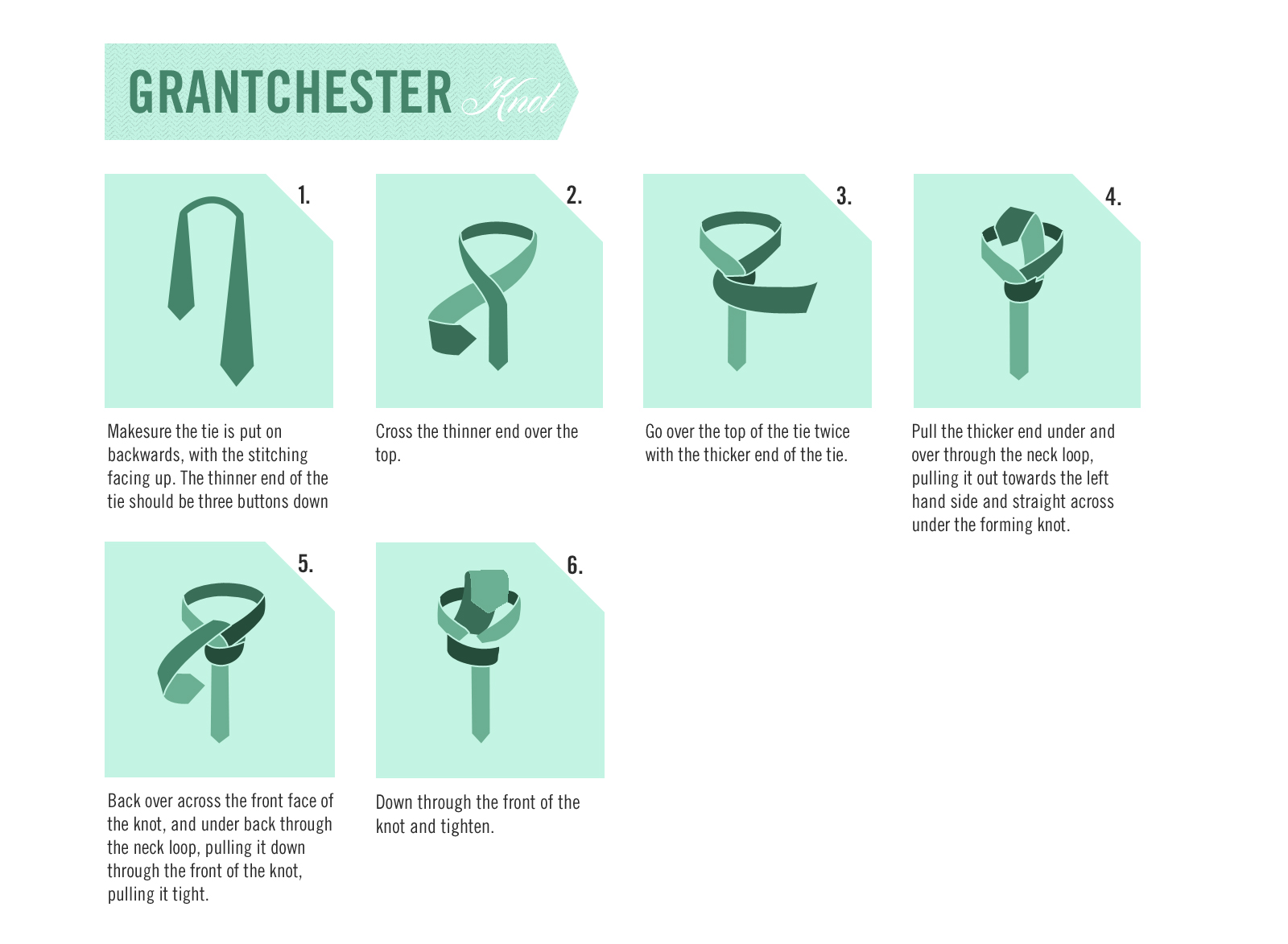 How to tie a tie tie different knots in a tie tie knots at tiesrus grantchester knot ccuart Image collections