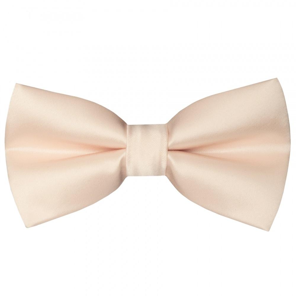 d7e24afc8dd7 Pre tied Blush Pink Boys Bow Tie | Childrens Satin Tie | Wedding Tie