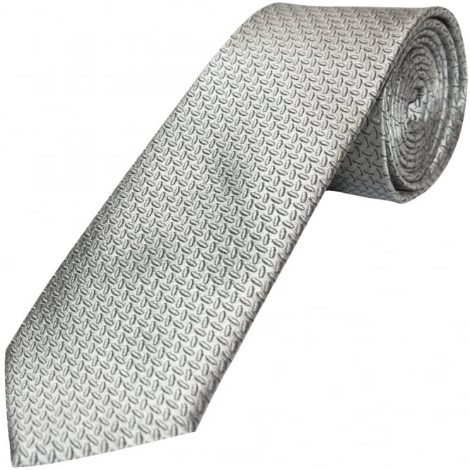 Ties R us Fifty Shades of Grey Classic Silk Tie