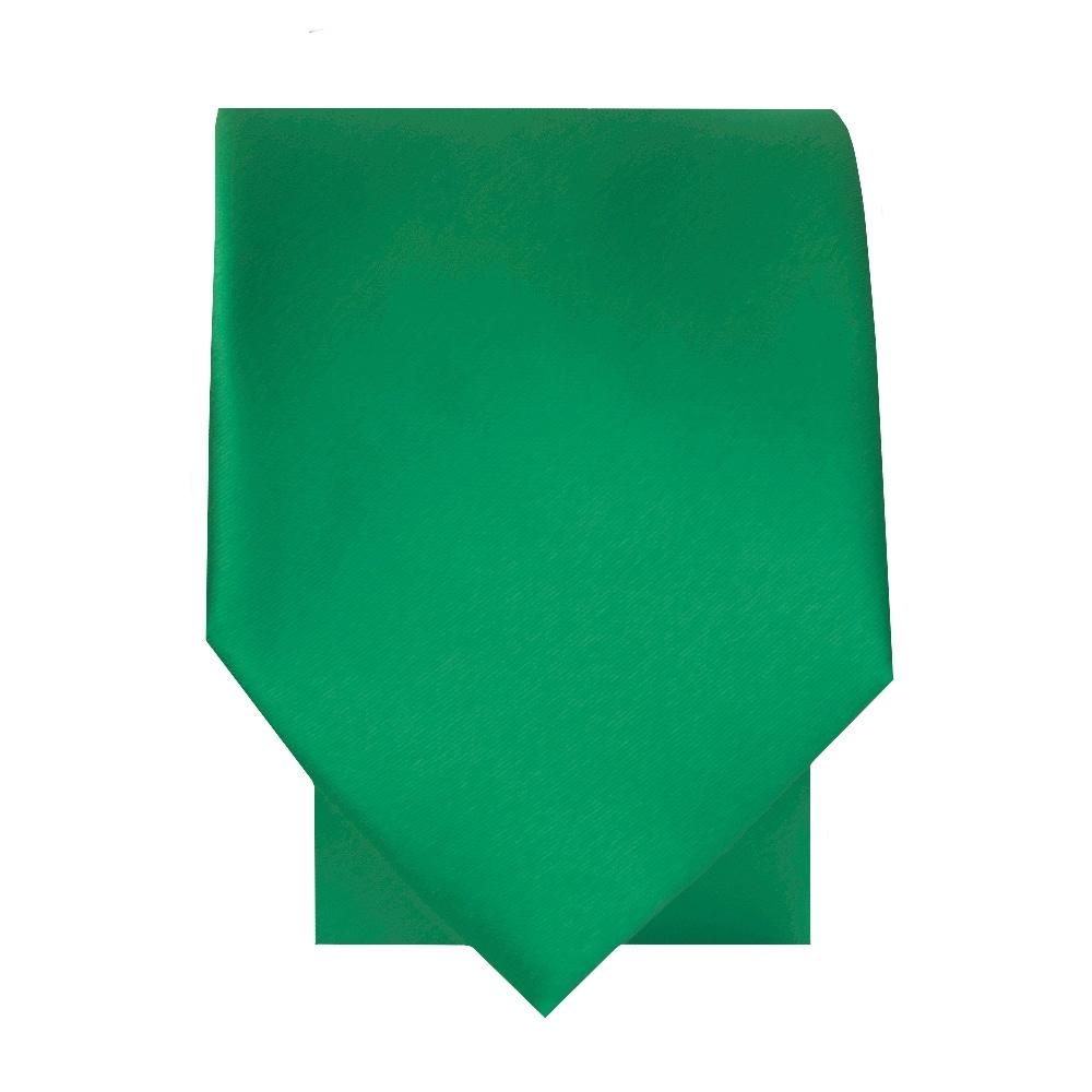 deaefe336e37 Emerald Green Boys Satin Tie | Children Satin Tie | Kids Wedding Tie