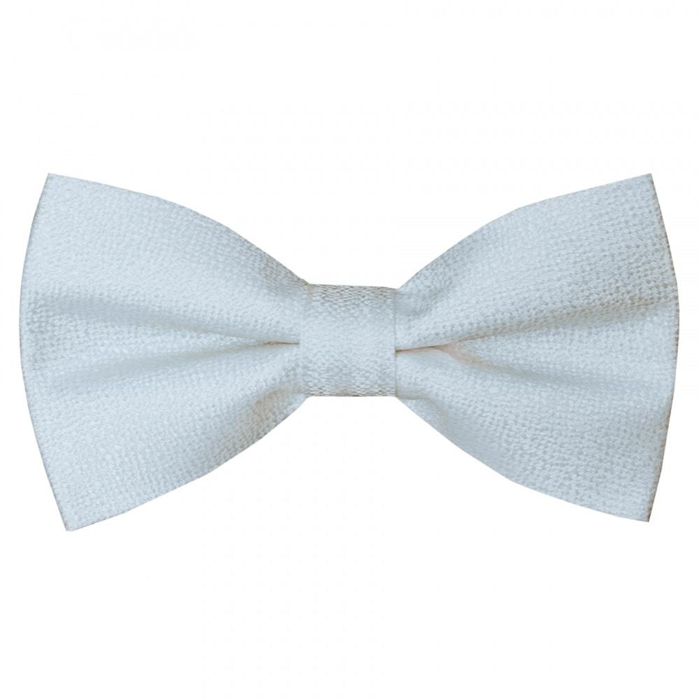 de9a14a66dd4 Pre Tied Light Blue Textured Silk Boys Bow Tie Age 8-11