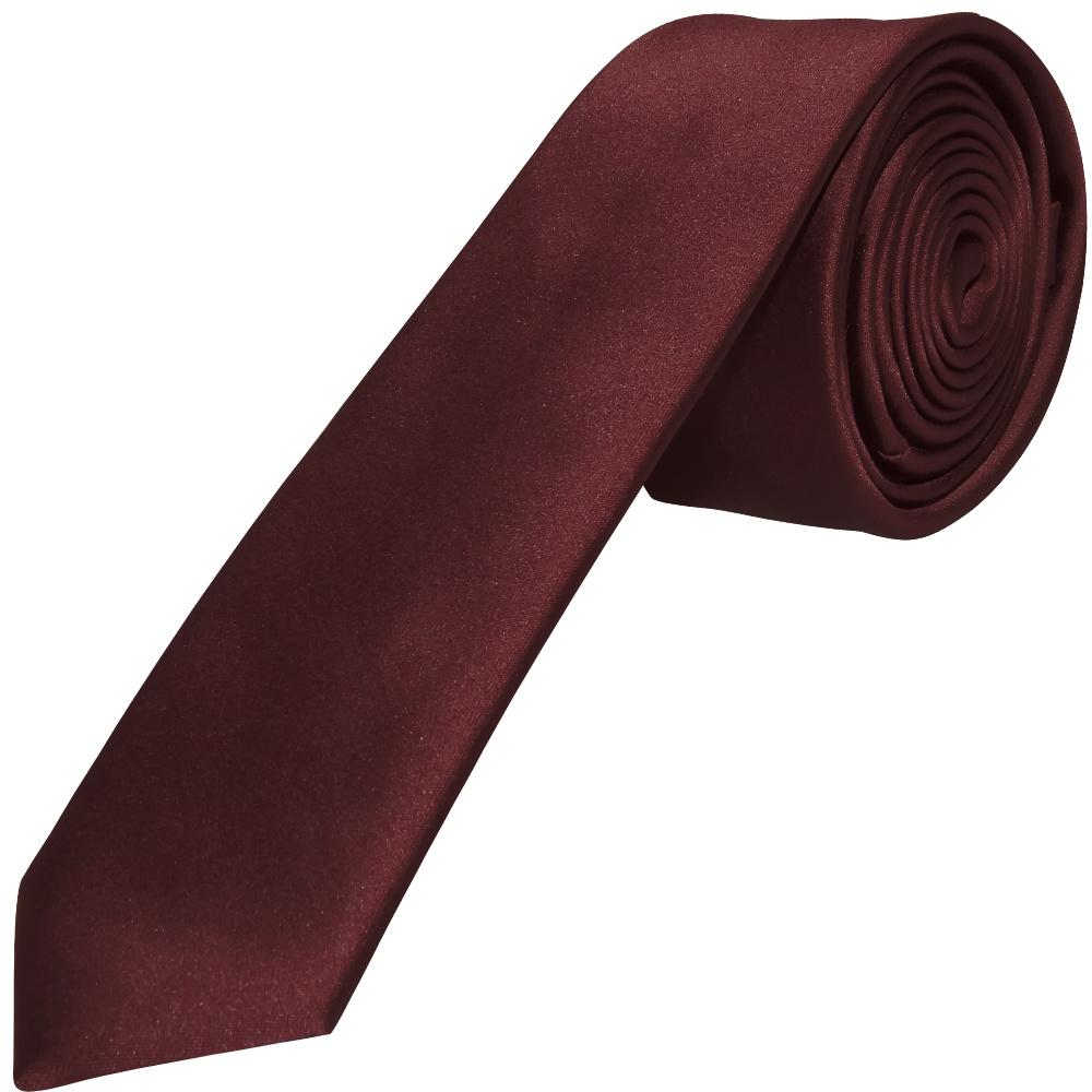 burgundy boys satin tie satin tie wedding